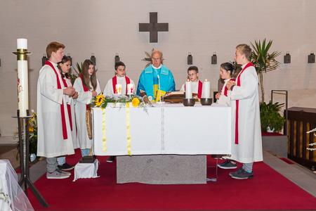 verbunden mit gott erstkommuniongottesdienste